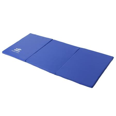 ktaxon 4 5 x 2 gymnastics folding yoga mat 30mm thickness tri