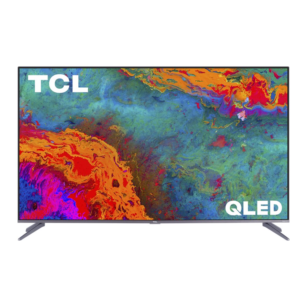 "TCL 55"" Class 5-Series 4K UHD Dolby Vision HDR QLED Roku Smart TV - 55S535"