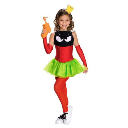 Looney Tunes Girls Marvin the Martian - Looney Toons Costume