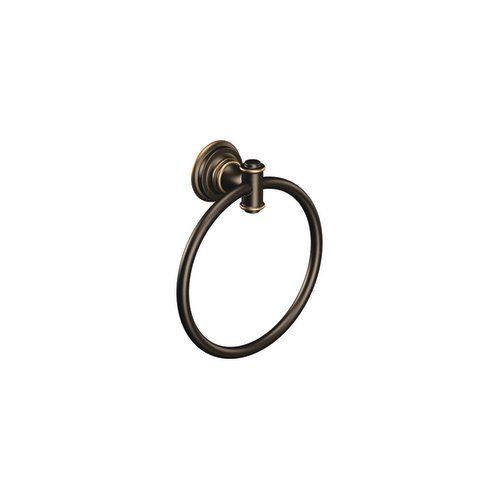 "Moen DN9186 6"" Towel Ring from the Ellsworth Collection by Moen"