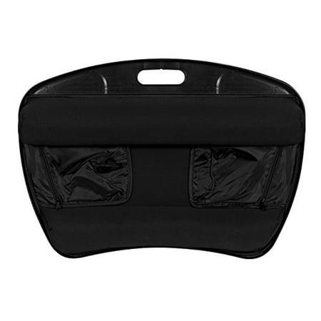 LapGear XL Laptop LapDesk 45492 Black (Lapgear Deluxe Computer Lapdesk)