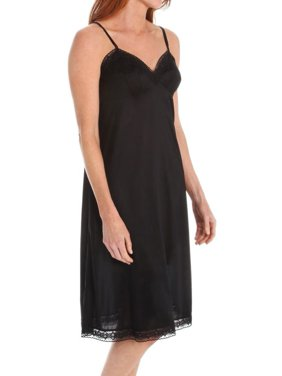 "Women's Vanity Fair 1010326 Rosette 26"" Lace Full Slip"