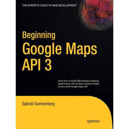 Beginning Google Map Application