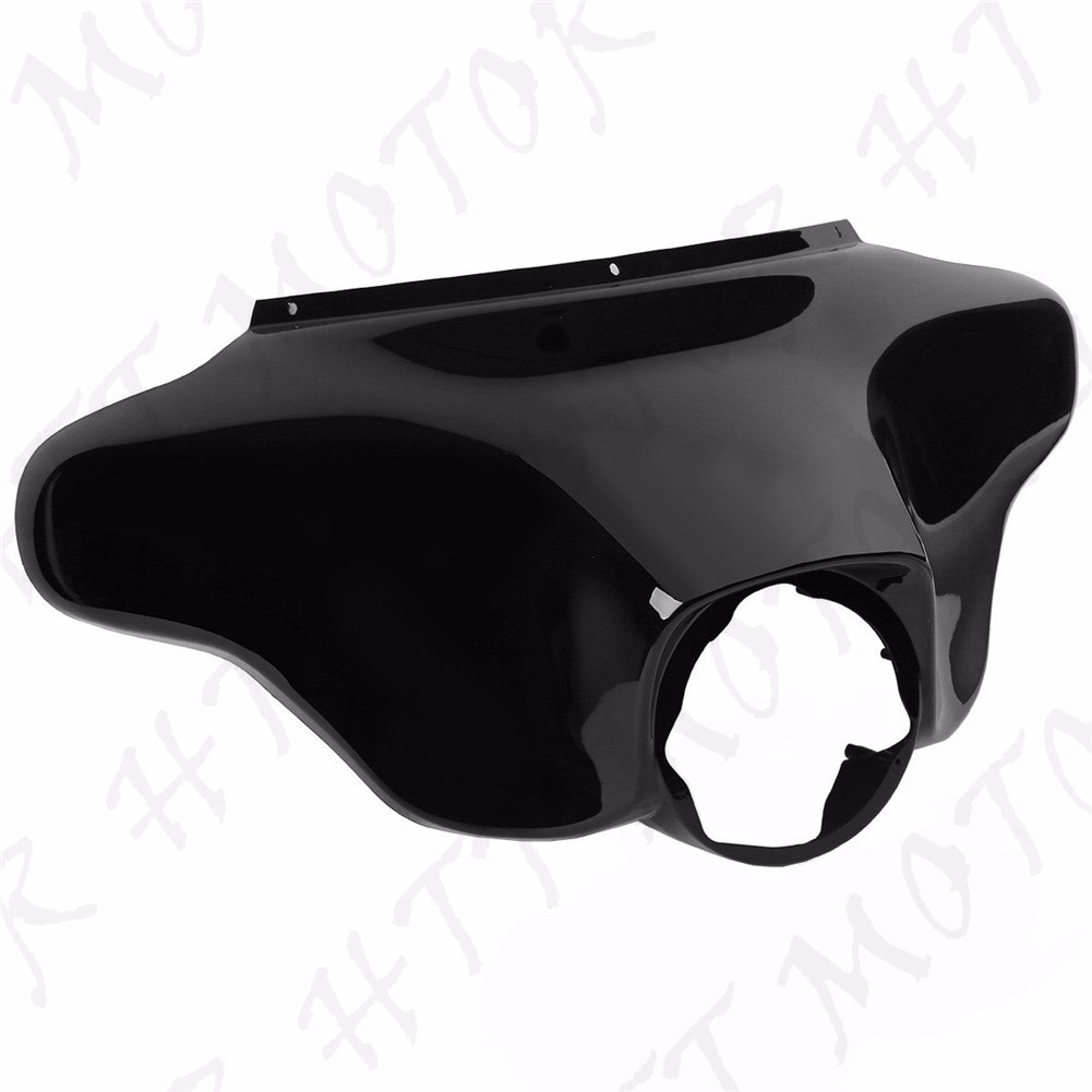Batwing Upper Outer Fairing For Harley Touring FLHR FLHT FLHX 1996-2013 Unpainted