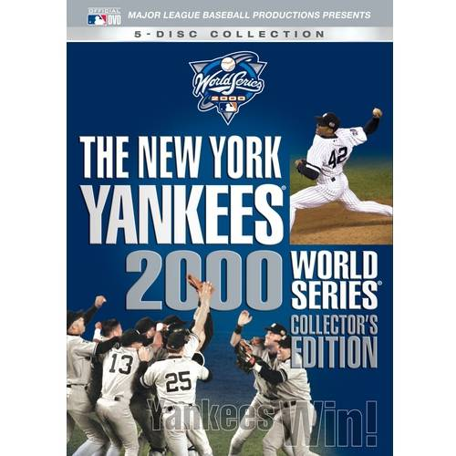 2000 Yankees World Series (Collector's Edition) (Full Frame, COLLECTORS)