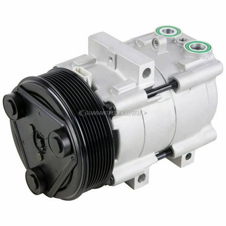 AC Compressor & A/C Clutch For Ford F-150 F-250 F-350 & Super Duty