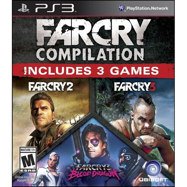 Far Cry Compilation Walmart Com Walmart Com