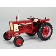 Farmall 504 Gas Wide Front Tractor With Wheel Weights and Flat Fenders 1/16 Diecast Model by Speccast