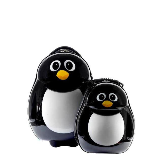 The Cuties and Pals PGN1000 Peko the Penguin Luggage Set