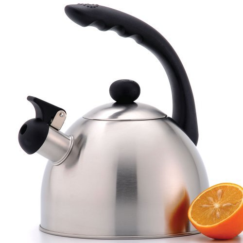 Creative Home Rhapsody 2.1 qt. Whistling Tea Kettle