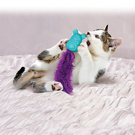 - KONG Bobble Mouse Cat Toy