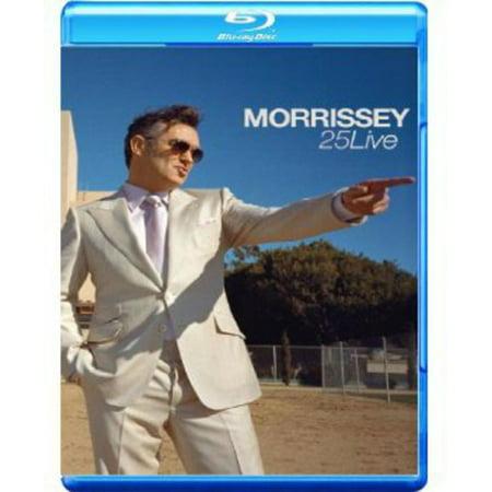 Morrissey-25 Live (Blu-ray)
