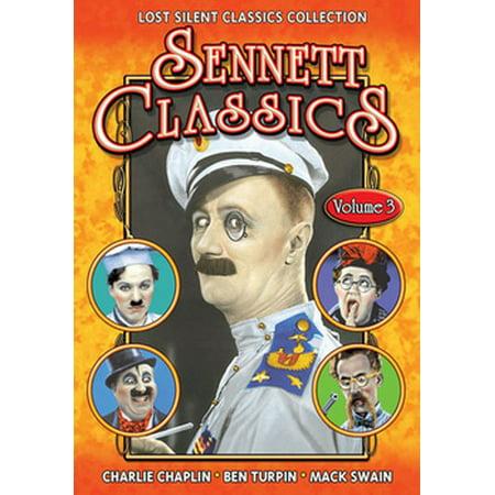 SENNETT CLASSICS (DVD) (B&W) (B&w Vcr)