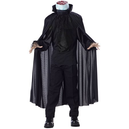 Headless Horseman Child Halloween Costume, X-Large (12-14)