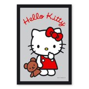 Hello Kitty - Bar Mirror / Decor Mirror (Teddy)