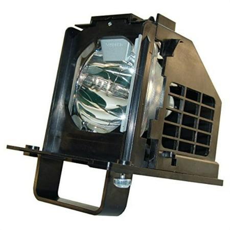 lutema 915b441001-p mitsubishi 915b441001 915b441a01 replacement dlp/lcd projection tv lamp - premium (Tv Lamp Mitsubishi 915b441001)