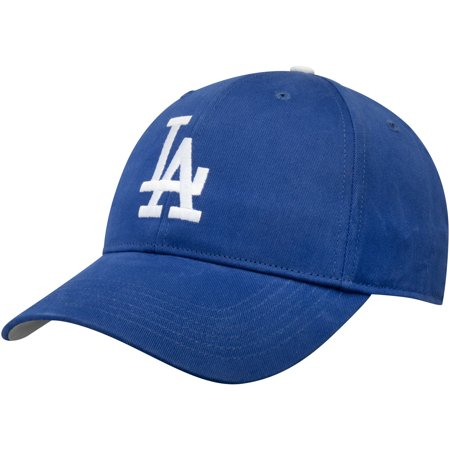 Fan Favorite Los Angeles Dodgers  47 Basic Adjustable Hat - Royal - OSFA -  Walmart.com 7b49b826a2d