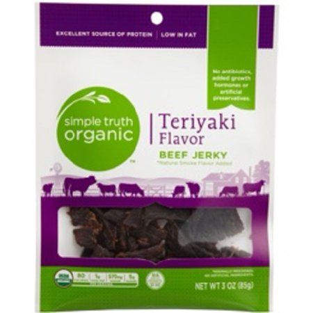 Simple Truth Organic Teriyaki Flavor Beef Jerky