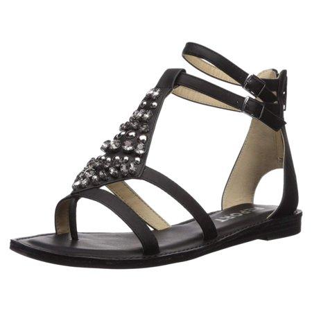 Report Womens Quinta Open Toe Casual Gladiator Sandals