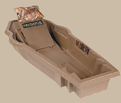 "Beavertail 400246 Predator 78"" x 35"" x 11"" Bird Hunting 34 Pound Boat by Beavertail"