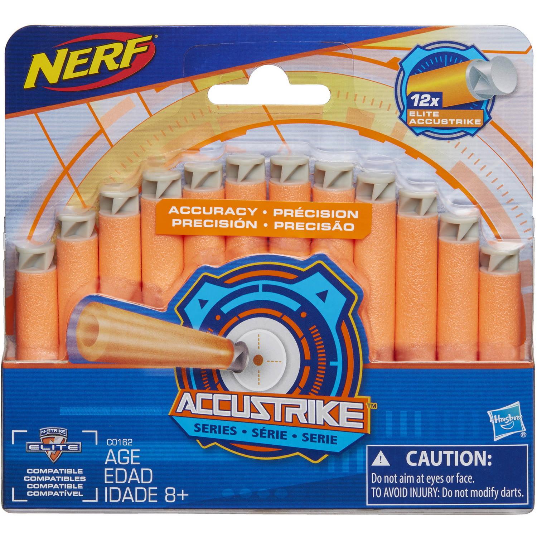 Nerf N-Strike Elite AccuStrike Series 12-Pack Refill
