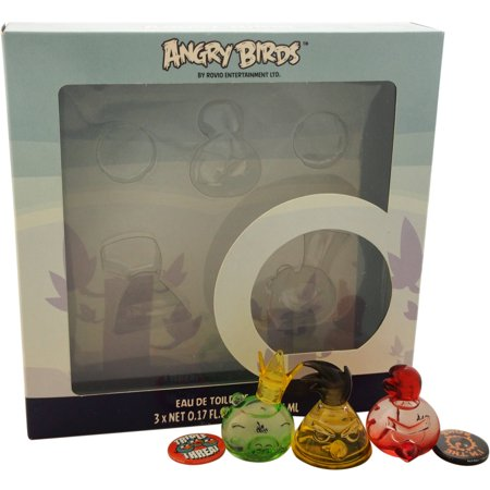 Image of Air-Val International Angry Birds Collection Mini Gift Set, 5 pc