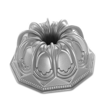 Nordic Ware Platinum Vaulted Cathedral Bundt Pan