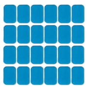 Abs Trainer Replacement Gel Sheet Abs Trainer Gel Pads Abdominal Toning Belt Muscle Toner Ab Trainer Accessories 24PCS/48PCS