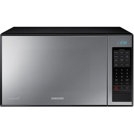Countertop Microwave Black Stainless : Samsung 1.2 cu ft Countertop Convection Microwave, Black Stainless ...