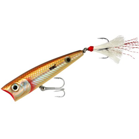 Rebel Super Pop R 5 16 Oz Fishing Lure   Redfish