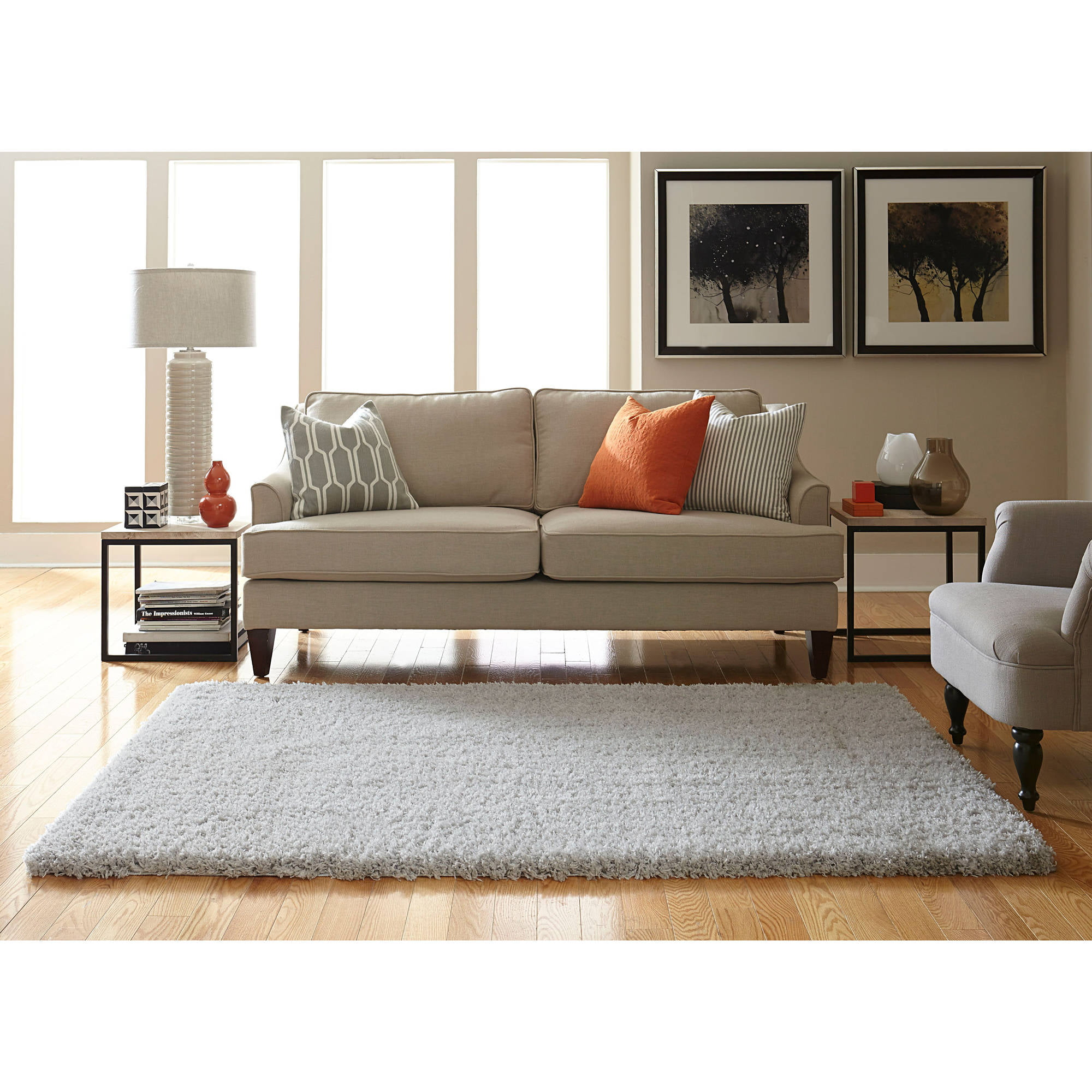 plush online carpet modern white shag store off rug rugs home decor