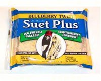 Wildlife Sciences Suet Plus Blueberry Twist Feeder
