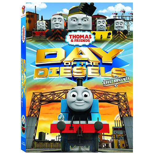 Thomas & Friends: Day Of The Diesels (Widescreen)