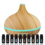 Best Aroma Aromatherapy Diffusers - Pure Daily Care, Essential Oil Diffuser (300ml) Review