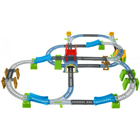 Thomas & Friends TrackMaster Percy 6-in-1 Motorized Engine Set ()