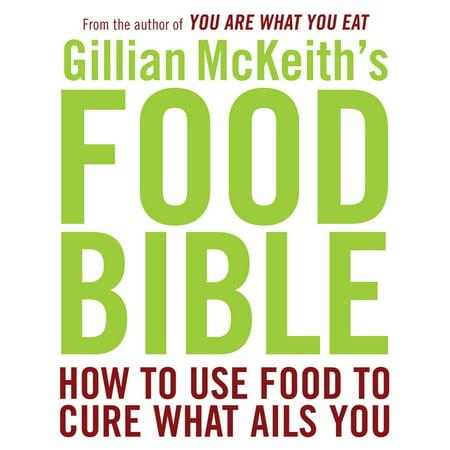 Gillian McKeith's Food Bible - eBook (Gillians Foods)