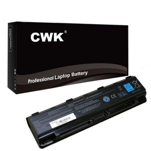 CWK; 12 Cell 8800mAh High-Capacity Battery for Toshiba Sa...