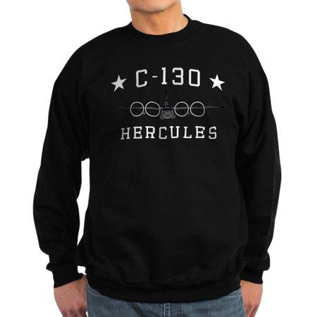 Classic Crewneck Sweatshirt - CafePress - C-130 Hercules - Classic Crew Neck Sweatshirt