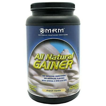 MRM All Natural Gainer