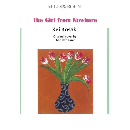 THE GIRL FROM NOWHERE (Mills & Boon Comics) - eBook (Girls Of Comic Con)