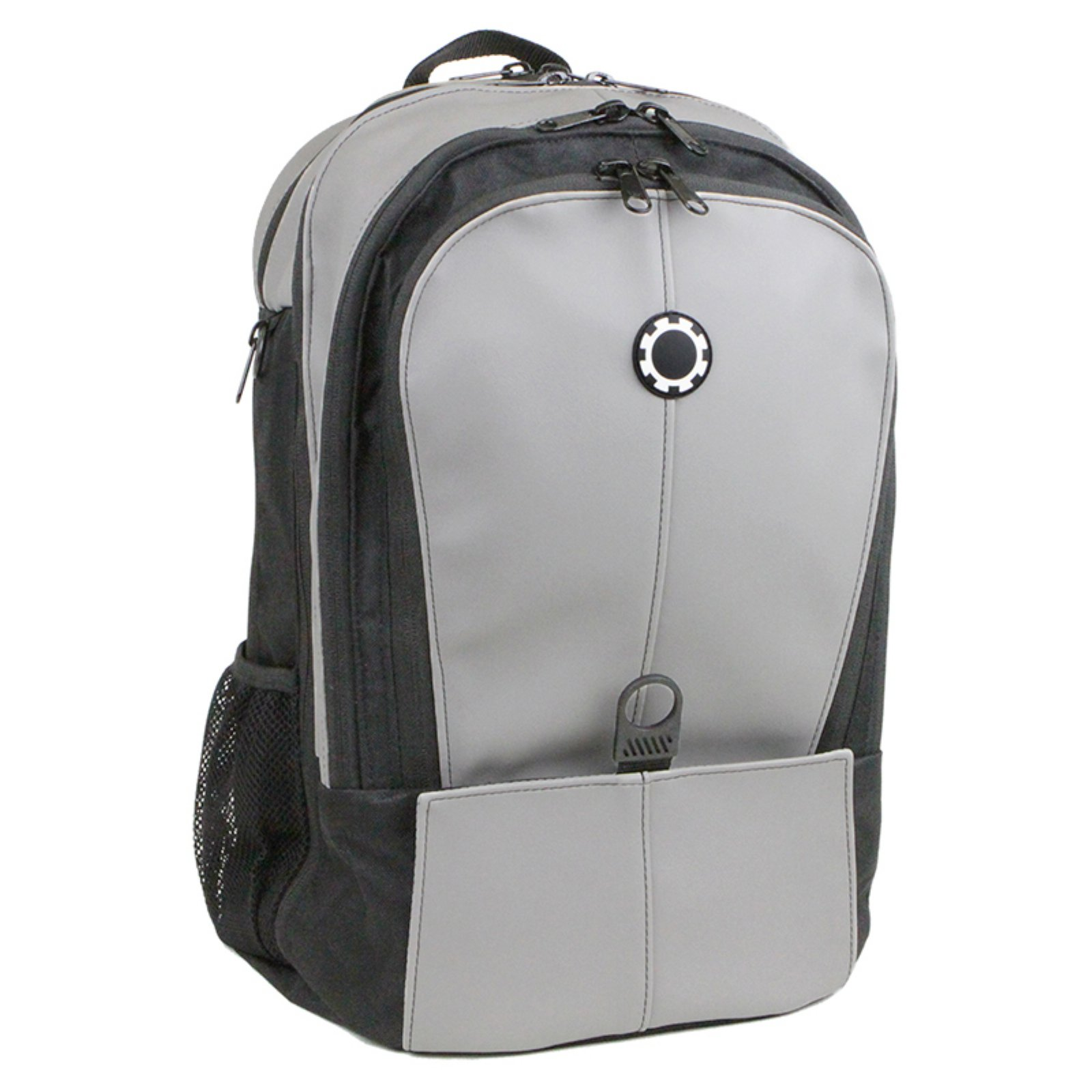 DadGear Backpack Diaper Bag - Professional Grey