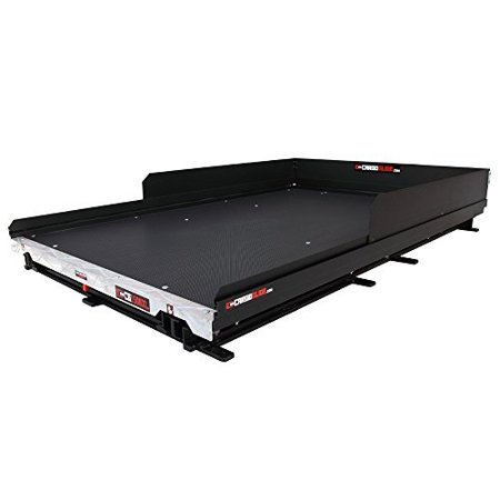 Nissan Sliding Truck Bed (CargoGlide CG1500XL-9548 - Steel Sliding Truck Bed Platform - 95 in. Long 49.25 in. Wide)