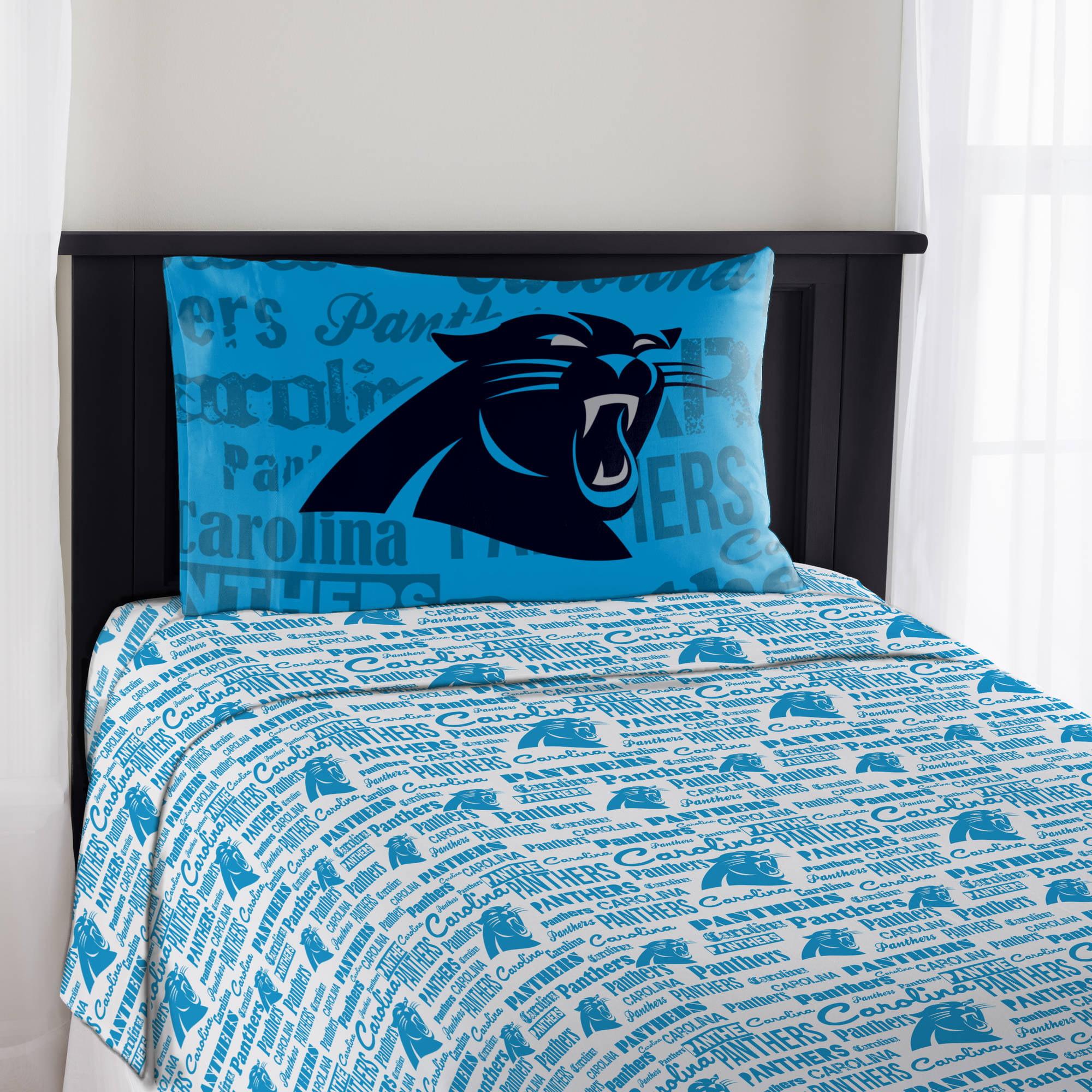 """NFL Carolina Panthers """"Anthem"""" Sheet Set"""