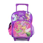 Disney Fairies Flower Whisperer Rolling Toddler Backpack