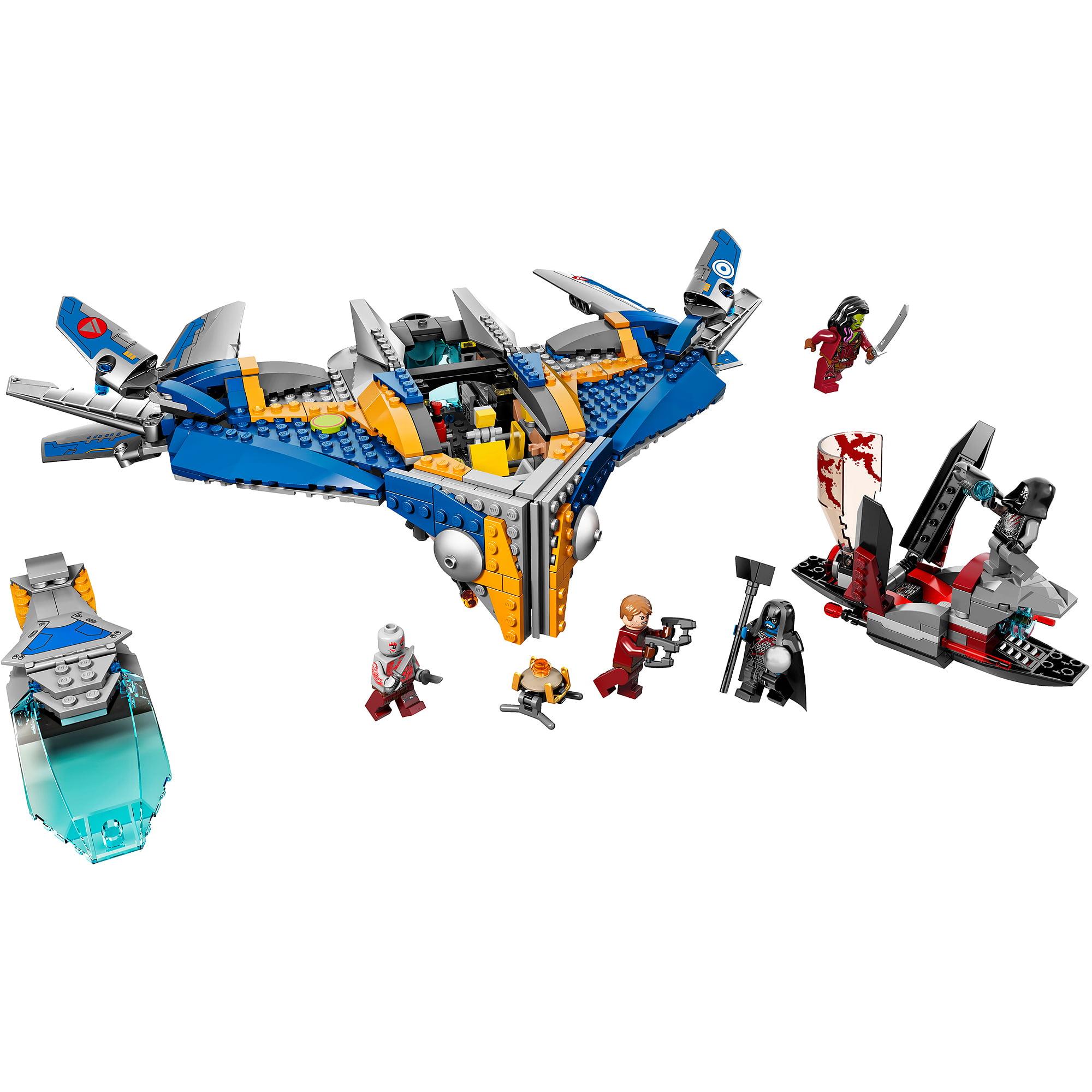 LEGO Super Heroes The Milano Spaceship Rescue Walmart