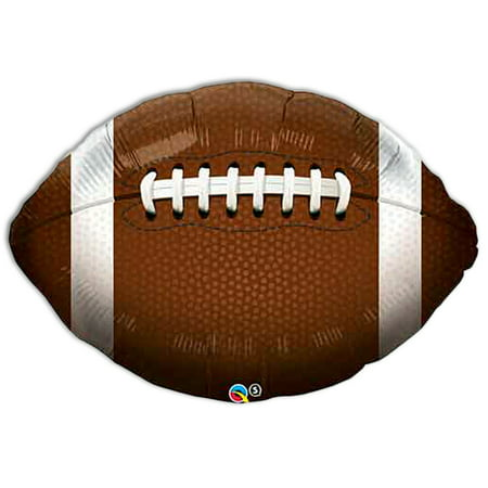 Qualatex Football Party Jumbo SupraFoil 36