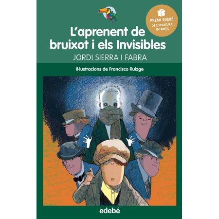 Premi Edebé Infantil 2016: L'aprenent de bruixot i Els Invisibles - eBook - Musica De Halloween Infantil