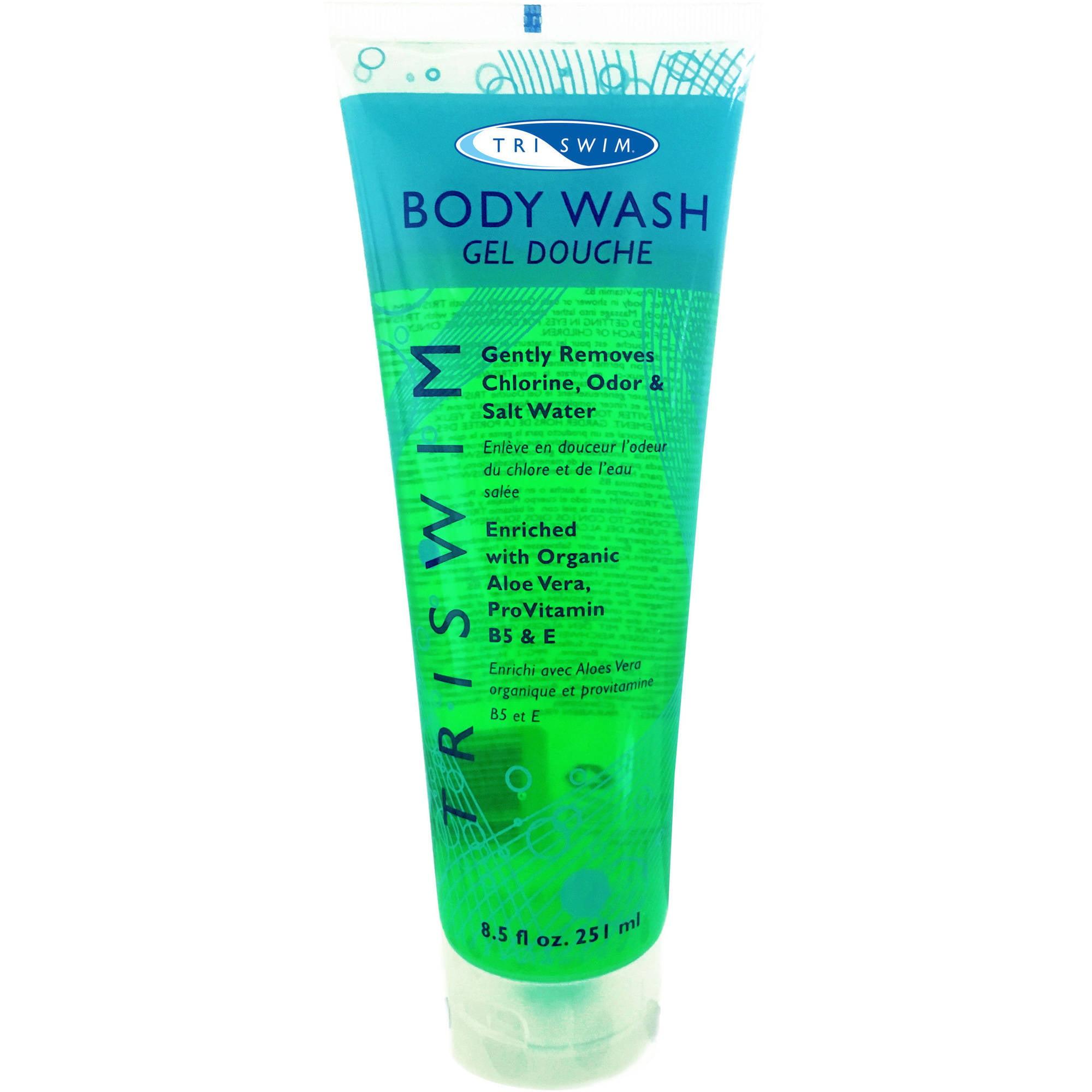 TRISWIM Body Wash 85 fl oz Walmartcom