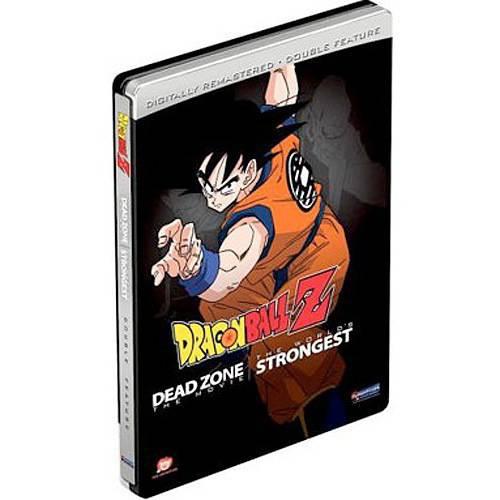 Dragon Ball Z: The Movie #01: Dead Zone (FUNimation) / Dragon Ball Z: The Movie #02: The World's Strongest