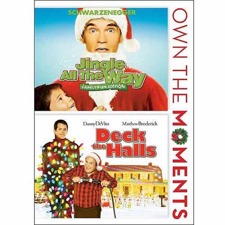 Jingle All The Way   Deck The Halls  Widescreen